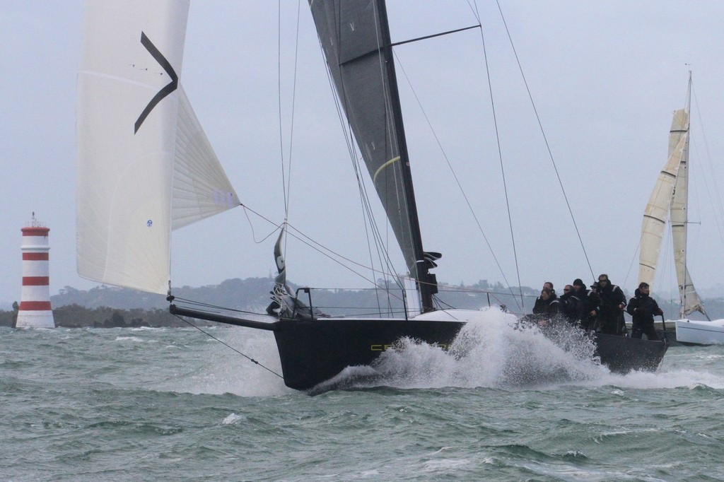 2012 Coastal Classic Start -Crusader © Richard Gladwell www.photosport.co.nz
