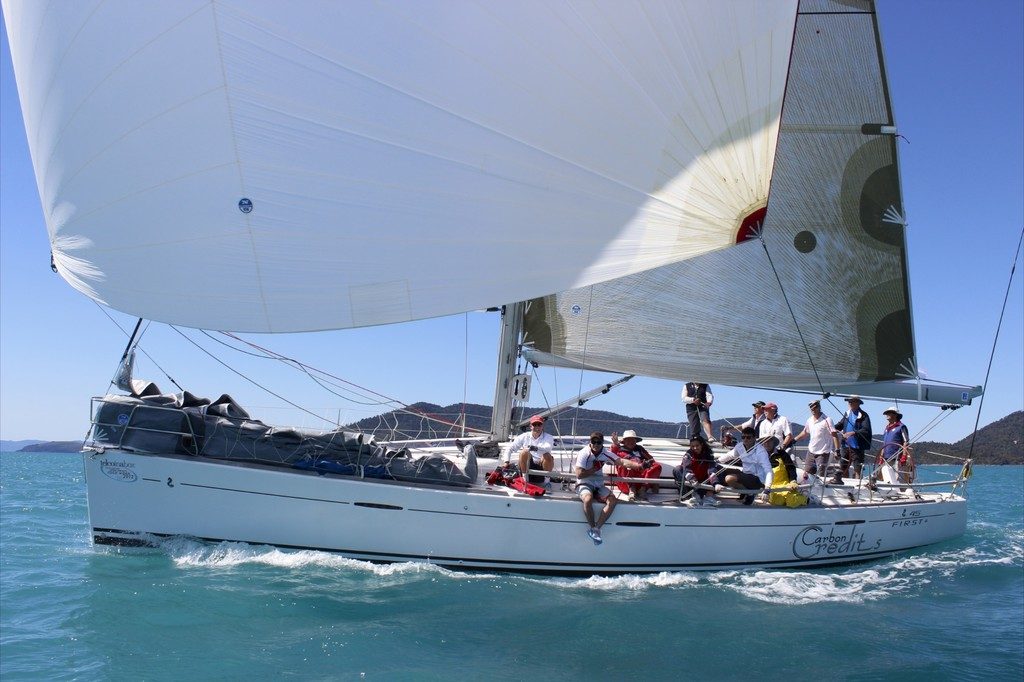 Carbon Credits -  <br /> Telcoinabox Airlie Beach Race Week 2012<br />  &copy; Teri Dodds http://www.teridodds.com