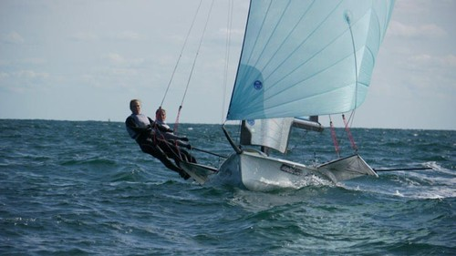 49erFX - 2012 RYA Olympic Classes National Ranker © RYA http://www.rya.org.uk