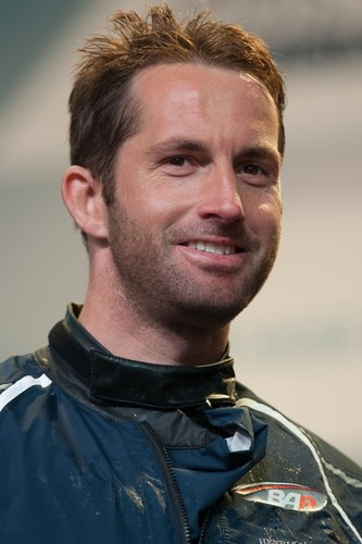 Ben Ainslie © ACEA - Photo Gilles Martin-Raget http://photo.americascup.com/