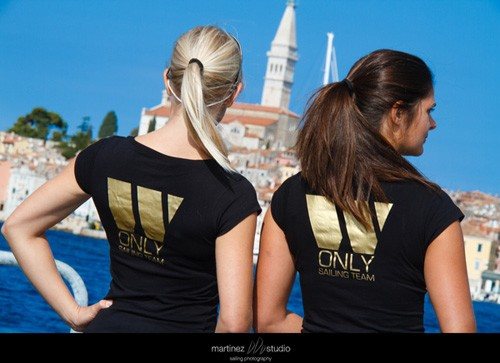 Women Only Sailing Team © MartinezStudio.es http://www.rc44.com