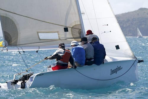 Imagine - Telcoinabox Airlie Beach Race Week 2012 © Teri Dodds http://www.teridodds.com