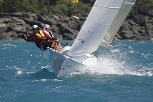 Mr Magoo - Telcoinabox Airlie Beach Race Week 2012 © Teri Dodds http://www.teridodds.com