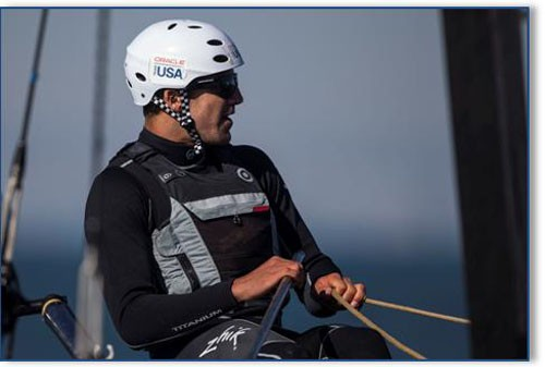 Charlie Buckingham © Guilain Grenier Oracle Team USA http://www.oracleteamusamedia.com/