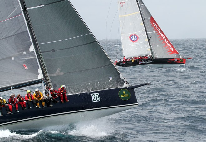 Sailors with Disabilities - Rolex Sydney to Hobart ©  Alex McKinnon Photography http://www.alexmckinnonphotography.com