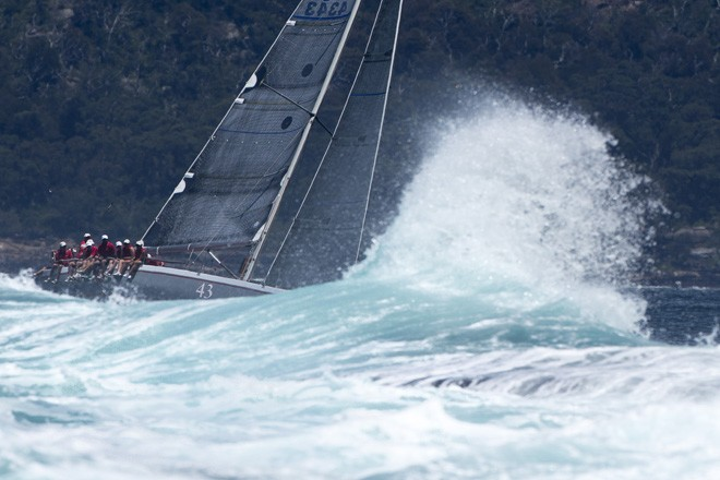 CYCA Trophy Passage 2012 - 15/12/2012 WILD ROSE ©  Andrea Francolini Photography http://www.afrancolini.com/