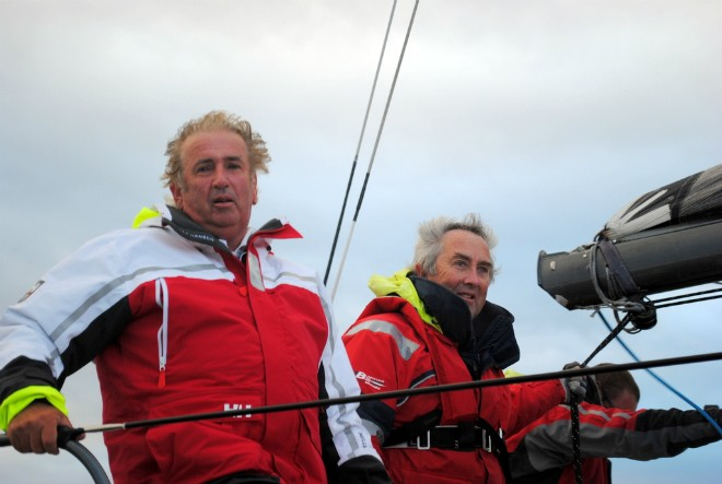 Launceston to Hobart Yacht Race 2012 - Penfold Audi Sport crew ©  Andrea Francolini Photography http://www.afrancolini.com/