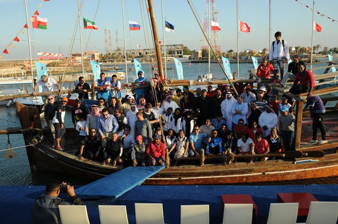 2012 Kingdom Match Race © Rami Ayoob