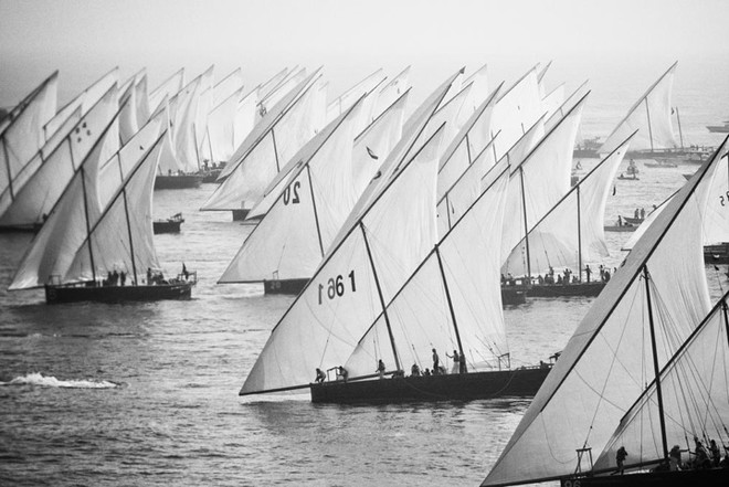 Arab Dhows © Paul Todd/Outside Images http://www.outsideimages.com