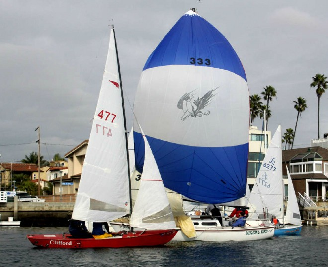 Alamitos Bay Yacht Club's 13th annual Boxing Day Race © Rich Roberts