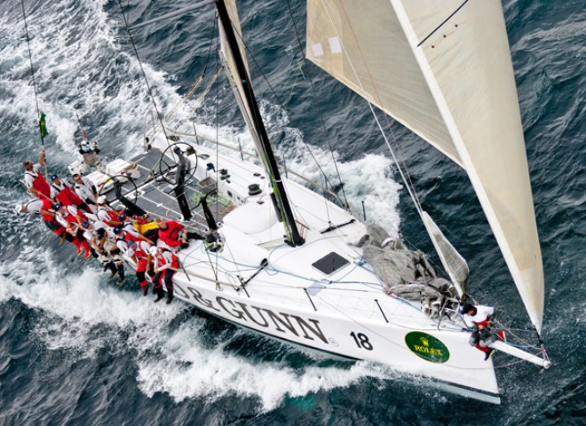 Wedgetail to compete in 32nd Club Marine Pittwater to Coffs Harbour Race  © Damian Devine