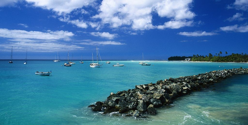 Trinadad and Tobago - Andrew Lewis wants to draw attention to the beautiful cruising grounds ©  SW