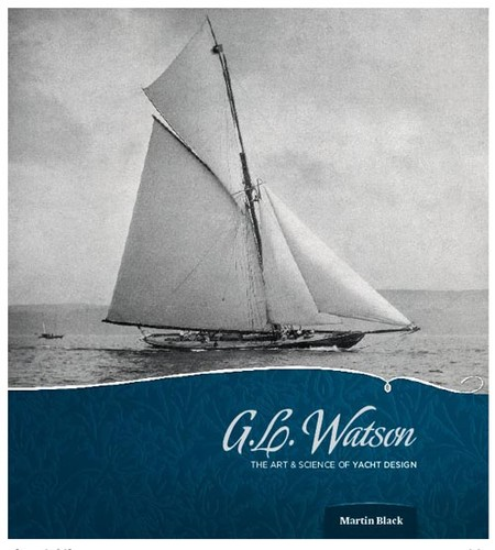 'The Art and Science of Yacht Design' cover ©  SW