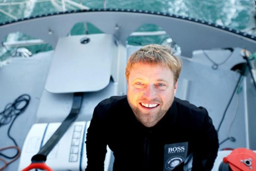 Alex Thomson, Hugo Boss © Alex Thomson http://www.alexthomsonracing.com