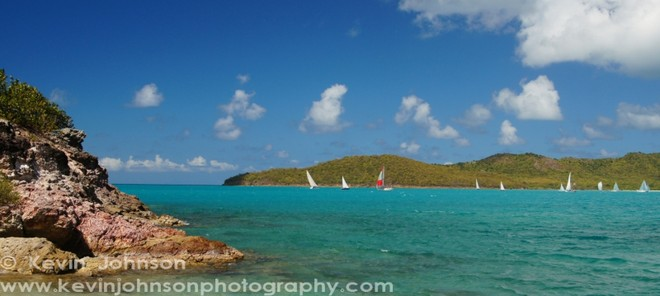 Jolly Harbour Valentine's Regatta 2013 ©  Kevin Johnson http://www.kevinjohnsonphotography.com/