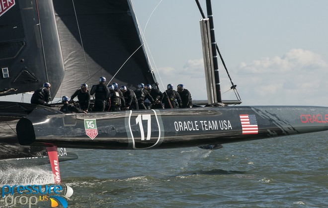 Oracle Team USA - San Francisco - February 8, 2013 © Erik Simonson www.pressure-drop.us http://www.pressure-drop.us