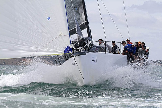 Sailing: Team Beau Geste at TP52 Southern Cross Cup, Sandringham Yacht Club, Melbourne.  © Teri Dodds http://www.teridodds.com