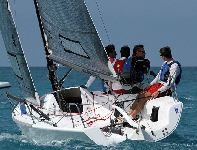 Melges 24 at Key West Race Week © Joy Dunigan