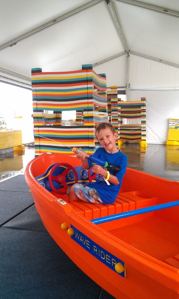 Play and learn at at National Maritime Museum © Jude Timms