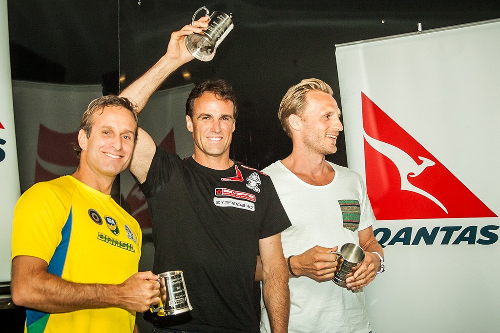 The event winners! - 2013 Qantas Downunder Pro © Sean O'Brien