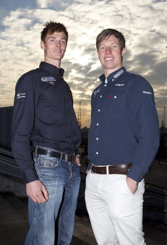 Stuart Bithell, who claimed Olympic sailing silver in 2012, has revealed he is to team up with fellow ex-470 sailor Chris Grube in his quest for gold at Rio 2016.<br /> <br /> Bithell, who partnered Luke Patience to 2012 podium glory and two World Championship silvers in the 470 class, has now made the switch to the high performance 49er skiff in a bid to realise his golden ambitions. &copy; onEdition http://www.onEdition.com