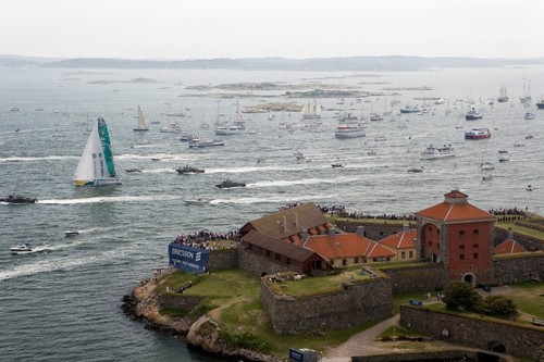 The 2014-15 Volvo Ocean Race will finish in Gothenburg, Sweden © Volvo Ocean Race http://www.volvooceanrace.com