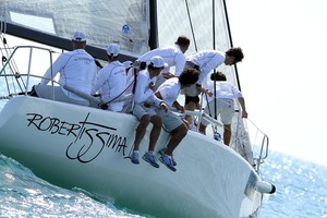 Melges 32 in action at Key West Race Week photo copyright Joy Dunigan taken at  and featuring the  class