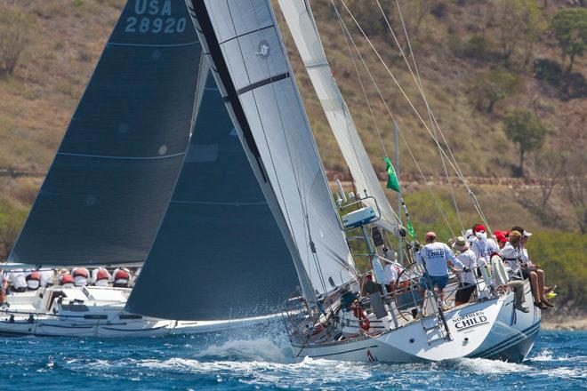 International Rolex Regatta 2013 -Day 2 © Rolex/ St Thomas Yacht Club/ Ingrid Abery
