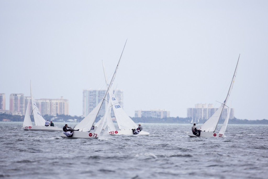Bacardi Miami Sailing Week 2013 - Day 3 ©  Cory Silken