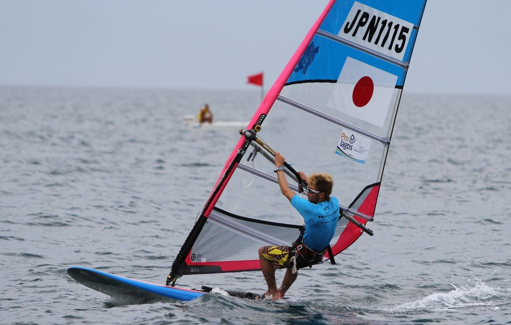 RS:X World Windsurfing Championships 2013 © Vincenzo Baglione http://www.albaria.com/
