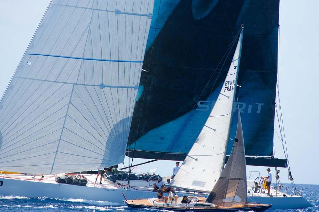 Last day in Saint Barth © Christophe Jouany / Les Voiles de St. Barth http://www.lesvoilesdesaintbarth.com/