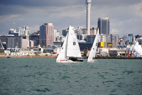 NZ Womens National Matchracing Championships  © RNZYS Media