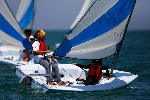 2013 Mussanah Race Week © Lloyd Images http://lloydimagesgallery.photoshelter.com/