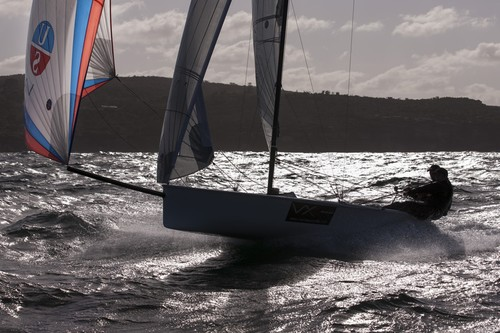 VX One Design racing on Sydney Harbour ©  Andrea Francolini Photography http://www.afrancolini.com/