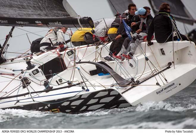 2013 Adria Ferries ORCi World Championship © Fabio Taccola