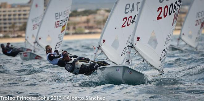 2013 ISAF World Cup Circuit - Hyeres (2) - ISAF Sailing World Cup 2013 © Alberto sanchez