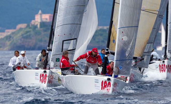 Audi Sailing Series © Joy Dunigan