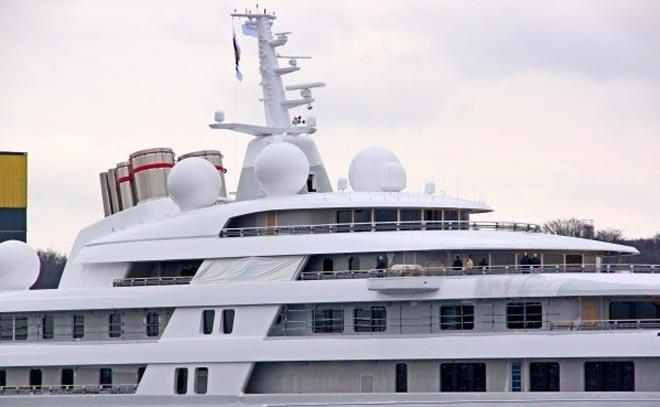Top 100 Yachts In The World New List