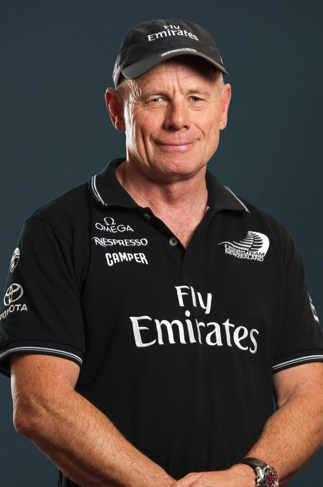 Emirates Team New Zealand CEO Grant Dalton.  © Chris Cameron/ETNZ http://www.chriscameron.co.nz