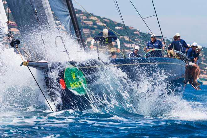 BELLA MENTE, Sail n: USA45, Owner: HAP FAUTH, Group 0 (IRC >18.29 mt) - 2013 Giraglia Rolex Cup © Marcel Mochet / Route des Princes