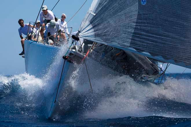 ALEGRE, Sail n: GBR8728R, Owner: OLLY CAMERON, Group 0 (IRC >18.29 mt)- 2013 Giraglia Rolex Cup © Marcel Mochet / Route des Princes