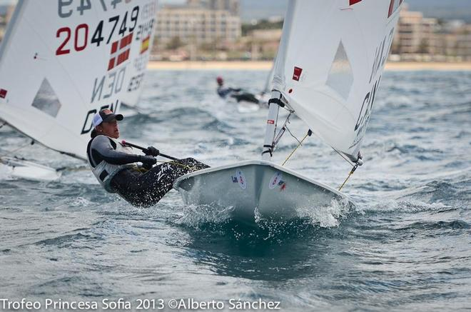 Palma 2013 - ISAF Sailing World Cup 2013 © Alberto sanchez