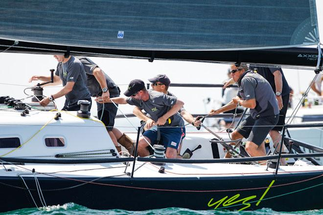 Yes,Corby 36,GBR 4863,IRC Two ©  Paul Wyeth / RORC