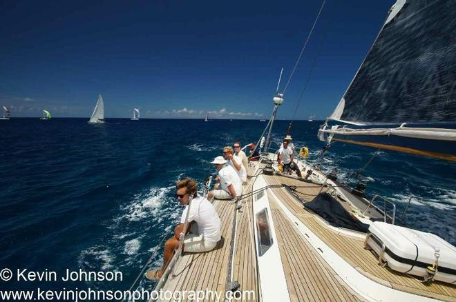 Antigua Sailing Week 2013 ©  Kevin Johnson http://www.kevinjohnsonphotography.com/