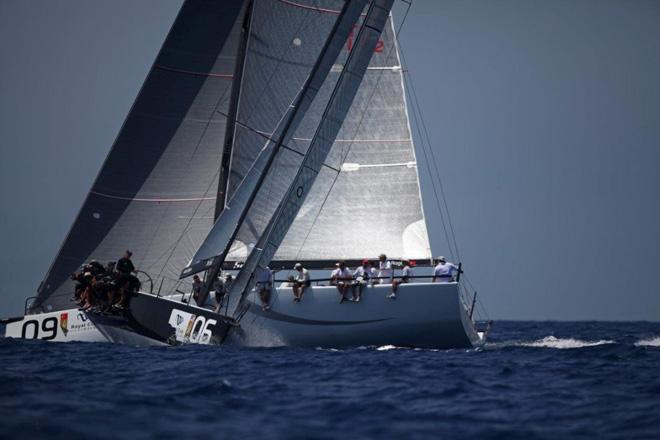 2013 52 Super Series - Races 1 and 2 in Ibiza ©  Max Ranchi Photography http://www.maxranchi.com