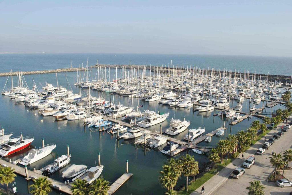 Hotel Coral And Marina Hosts World S Largest International Yacht Race