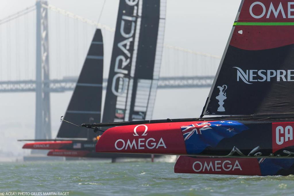 23/05/2013 - San Francisco (USA,CA) - 34th America's Cup -  © ACEA - Photo Gilles Martin-Raget http://photo.americascup.com/