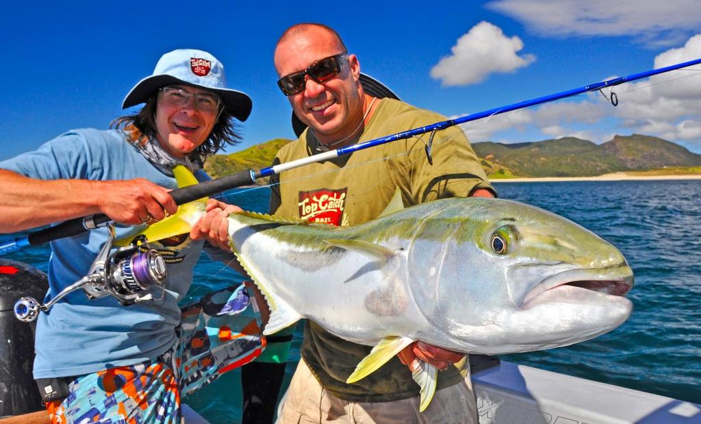 Fishing is always a big part of the Hutchwilco New Zealand Boat show © Hutchwilco http://www.inmarine.net.au