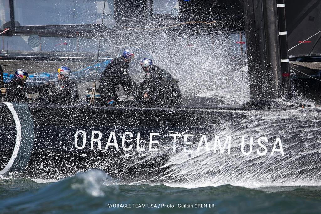 Oracle Team USA March 2013  Training © Guilain Grenier Oracle Team USA http://www.oracleteamusamedia.com/