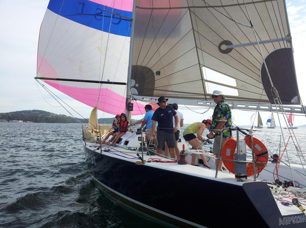 Quest © Sail Port Stephens Event Media